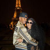Nicki Minaj : La veille de son show polémique, détendue à Paris avec son chéri