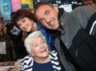 Line Renaud, Muriel Robin et Nikos Aliagas stars du Salon du livre