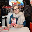 Isabelle Carré - Salon du Livre de Paris 2019 du 15 au 18 mars 2019 à la Porte de Versailles. Le 16 mars 2019 © Lionel Urman / Bestimage