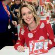 Aurélie Valognes - Salon du Livre de Paris 2019 du 15 au 18 mars 2019 à la Porte de Versailles. Le 16 mars 2019 © Lionel Urman / Bestimage