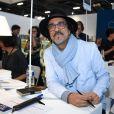 Atiq Rahimi - Salon du Livre de Paris 2019 du 15 au 18 mars 2019 à la Porte de Versailles. Le 16 mars 2019 © Lionel Urman / Bestimage