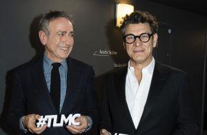 Marc Lavoine, LEJ et Alain Chamfort... Superbe show pour