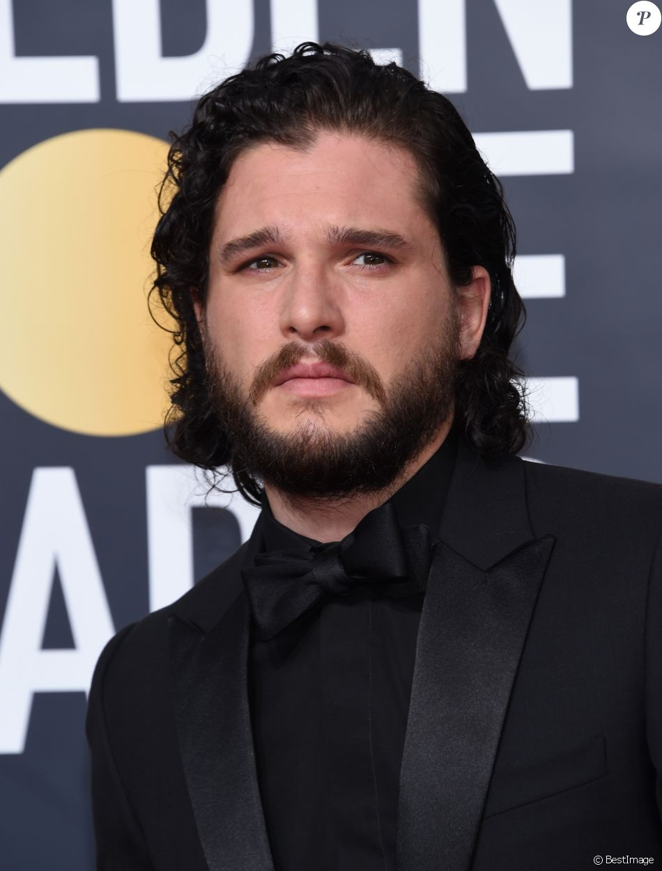 Kit Harrington à Los Angeles, le 7 janvier 2018.