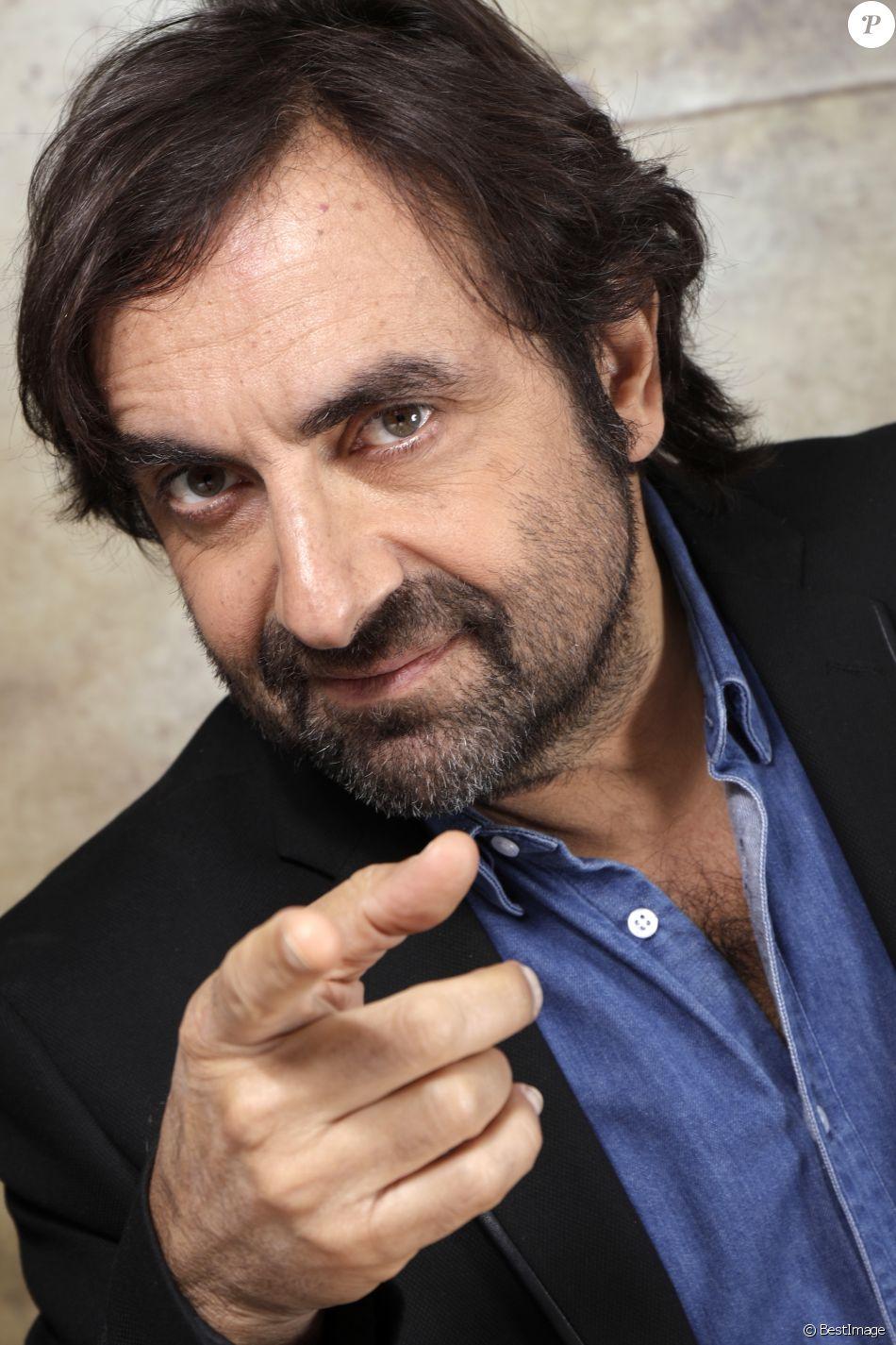 André Manoukian à Paris, le 20 octobre 2016.