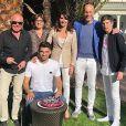 Enzo Zidane a fêté ses 24 ans en famille. Instagram, le 24 mars 2019.