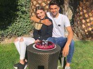 Enzo Zidane avec sa chérie pour ses 24 ans... Karen fait partie de la famille