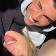 Enzo Zidane s'affiche avec une joli blonde sur Instagram le 3 février 2019.