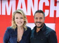 Vivement dimanche: Alexandra Lamy et José Garcia complices face à Michel Drucker