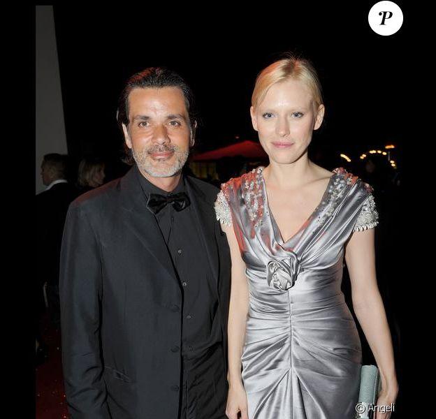 Christophe Barratier et Anna Sherbinina