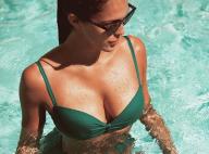 Iris Mittenaere absolument sublime en bikini : Cyril Féraud baisse les armes