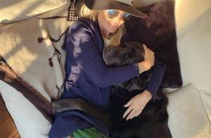 Laeticia Hallyday : Heureuses retrouvailles avec un membre de la famille