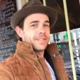 Guillaume Delorme à Paris - Instagram, 14 février 2018