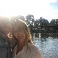 Guillaume Delorme et sa compagne Chantelle -Instagram, 24 juin 2017