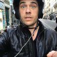 Guillaume Delorme et Chantelle - Instagram, 17 mars 2017