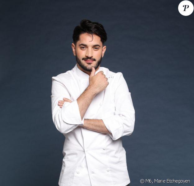 """Merouan Bounekraf - Candidat de """"Top Chef 2019""""."""