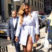 Serena Williams : Sublime en robe à coeurs, victime du vent comme Marilyn Monroe