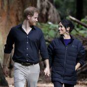 Meghan Markle et Harry : Une photo inédite de leur voyage en Afrique dévoilée