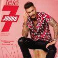 """Magazine """"Télé 7 Jours"""", en kiosques lundi 8 avril 2019."""