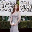 Sarah Hay - La 73ème cérémonie annuelle des Golden Globe Awards à Beverly Hills, le 10 janvier 2016. © Olivier Borde/Bestimage