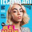 Couverture du numéro 229 du magazine Technikart.