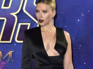 """Scarlett Johansson : Look osé et complicité avec Chris Hemsworth pour """"Avengers"""""""