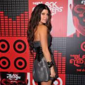 Fergie était vraiment trop sexy... pour la grande soirée des Black Eyed Peas !
