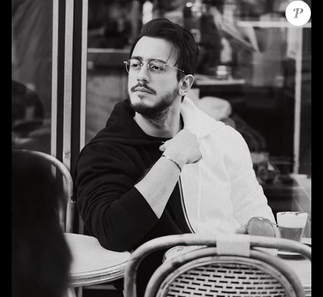 Saad Lamjarred sur Instagram le 4 avril 2019.