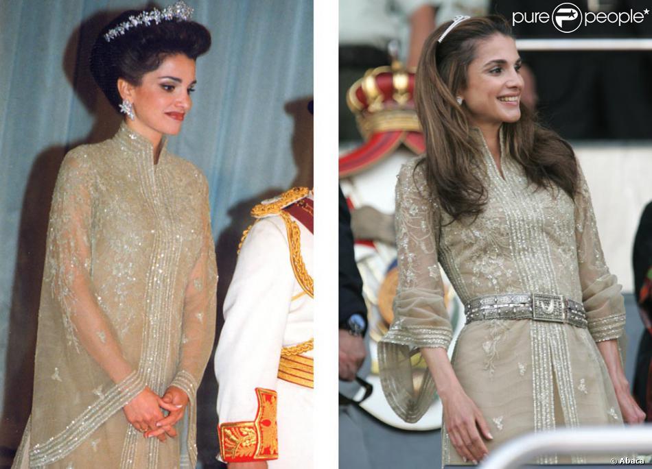 Rania De Jordanie En 1999 Et 2009 Elle Est Encore Plus Belle Aujourd Hui Purepeople