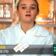"""Alexia lors des quarts de finale de """"Top Chef 10"""", mercredi 24 avril 2019 sur M6."""