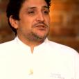 """Mauro Colagreco lors des quarts de finale de """"Top Chef 10"""", mercredi 24 avril 2019 sur M6."""