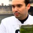 """Samuel lors des quarts de finale de """"Top Chef 10"""", mercredi 24 avril 2019 sur M6."""