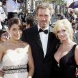 Lisa Edelstein (à gauche) et Hugh Laurie