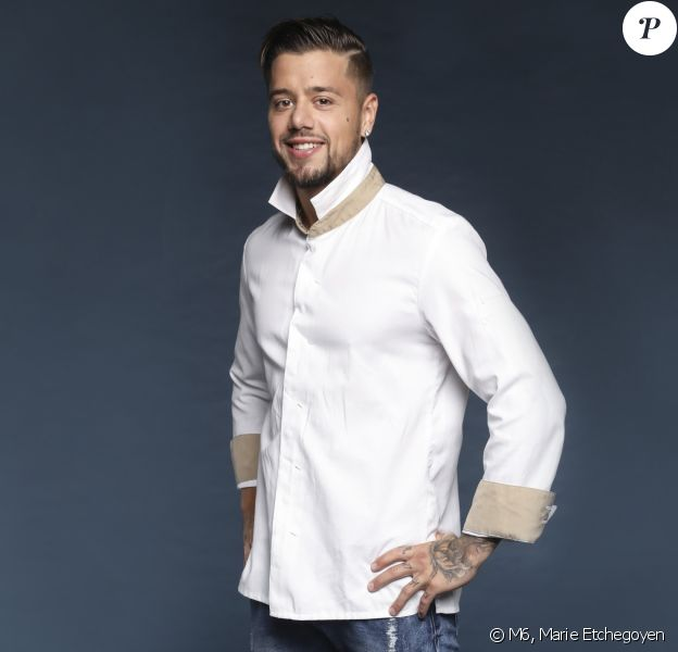 "Florian Barbarot - Candidat de ""Top Chef 2019""."