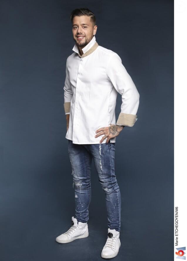 """Florian Barbarot - Candidat de """"Top Chef 2019""""."""