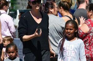 Charlize Theron : Rares confidences sur ses deux filles, Jackson et August