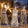 Mannequin - Défilé Croisière Dior au Palais El Badi à Marrakech, le 29 avril 2019. © Olivier Borde/Bestimage