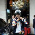 Mika quitte le Georges V... Trop cool !