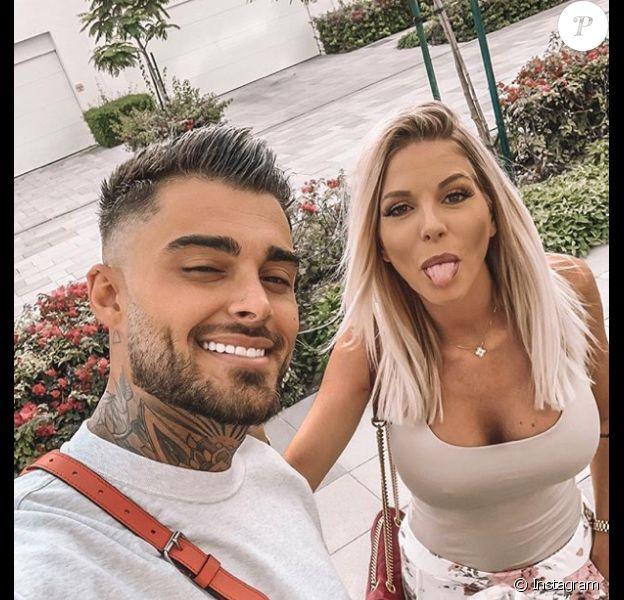 Thibault Garcia et Jessica Thivenin, le 8 avril 2019.