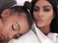 Kim Kardashian partage sa passion pour la mode avec ses filles