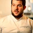 "Guillaume lors de la grande finale de ""Top Chef 10"" (M6) mercredi 8 mai 2019."