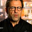 """Michel Sarran lors de la grande finale de """"Top Chef 10"""" (M6) mercredi 8 mai 2019."""