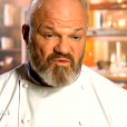 "Philippe Etchebest lors de la grande finale de ""Top Chef 10"" (M6) mercredi 8 mai 2019."