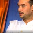 """Samuel lors de la grande finale de """"Top Chef 10"""" (M6) mercredi 8 mai 2019."""
