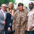 Tommy Hilfiger et sa femme Dee Ocleppo, Kris Jenner et son compagnon Corey Gamble - Soirée de lancement de la collection de parfums de Carine Roitfeld à New York le 4 mai 2019.