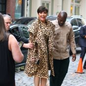 Kris Jenner : Féline comme sa fille Kim Kardashian, elle épate Gigi Hadid
