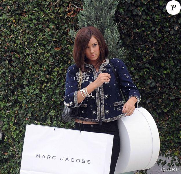 Lauren Conrad à Beverly Hills, le 12 juin 2009