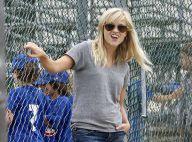 Reese Witherspoon : son fils de 5 ans est déjà une graine de champion...  sa fille et elle sont ses plus grandes fans !