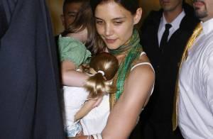 Katie Holmes et sa fille Suri sont toujours épuisées mais elles vont se reposer dans une chambre d'hôtel à... 27 500 dollars la nuit !
