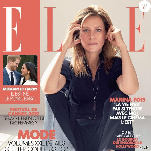 Le magazine Elle du 10 mai 2019