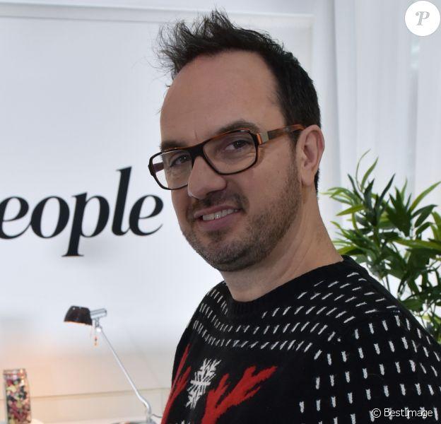 Exclusif - Rendez-vous avec l'humoriste Jarry dans les locaux de Webedia pour une Interview pour Purepeople à Levallois-Perret le 28 novembre 2016. © Giancarlo Gorassini/Bestimage